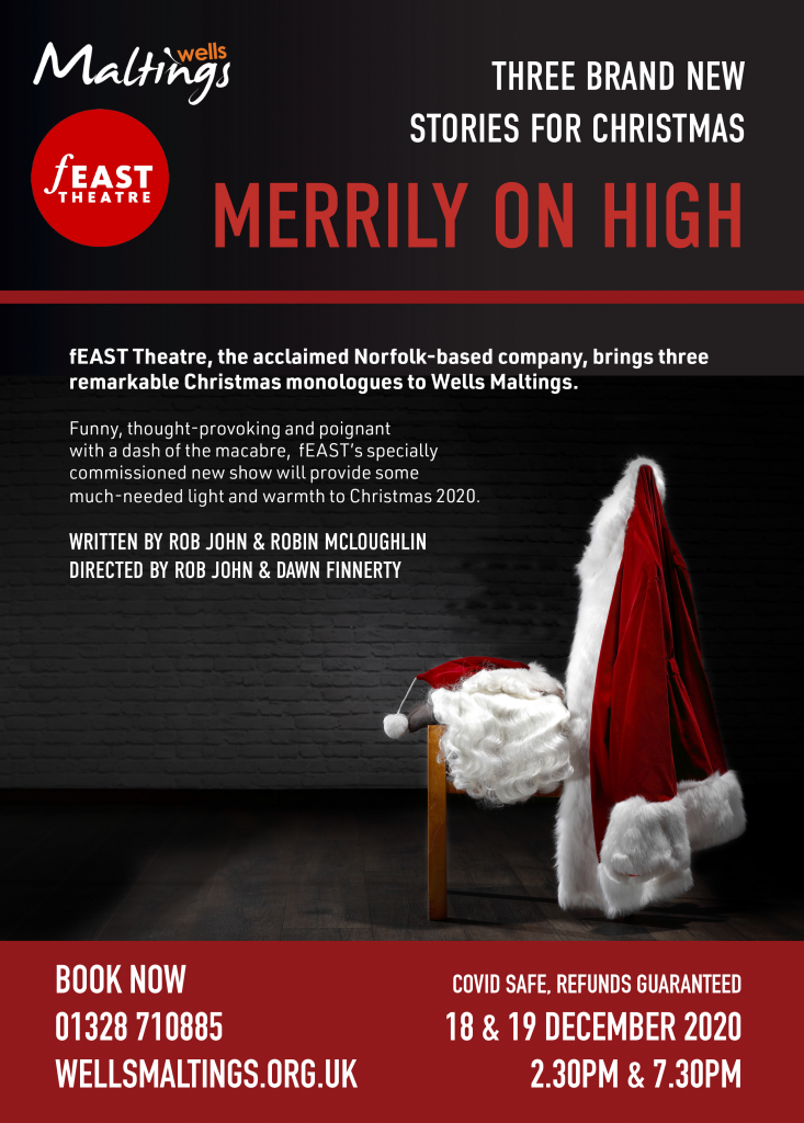Merrily On High poster