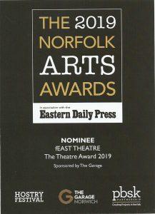 Norfolk Arts Awards Image