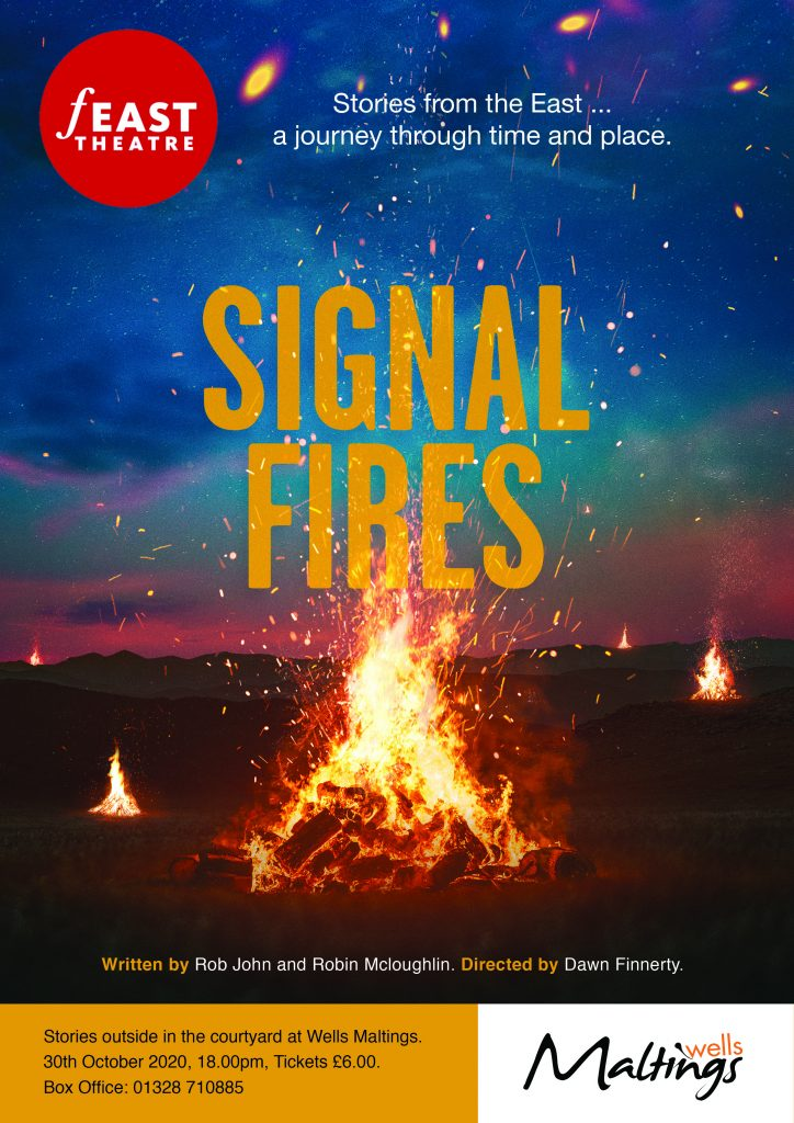 Signal Fires poster